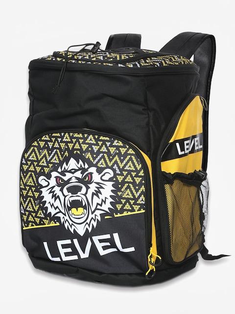 Level Backpack Ski Team Pro (black yellow)