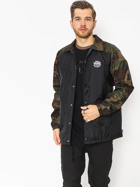 Vans Jacket Torrey (black/camo)