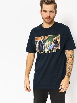 DGK T-shirt Righteous (navy)