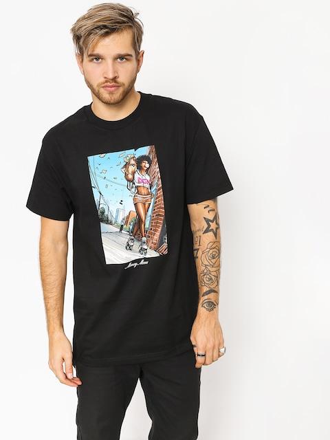 DGK T-shirt Money Moves (black)