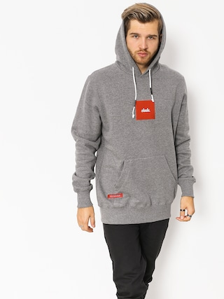 Elade Hoody Square HD (grey)