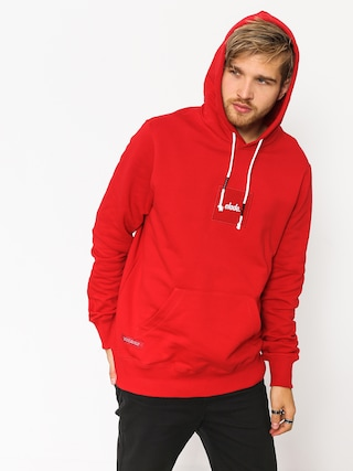 Elade Hoody Square HD (red)
