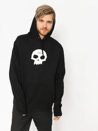 Zero Hoodie Single Skull HD (black)
