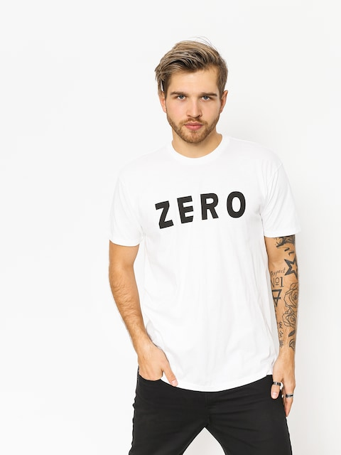 Zero T-shirt Army (white)