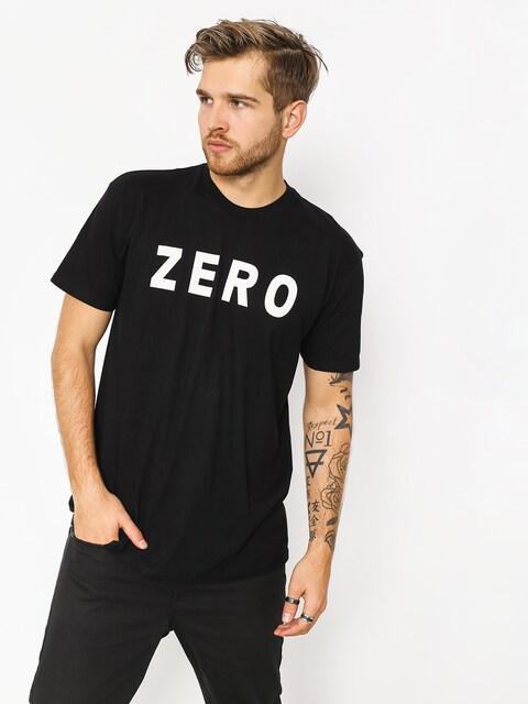 Zero T-shirt Army (black)