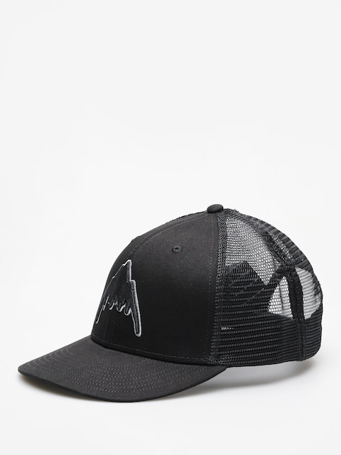Burton Cap Harwood ZD (true black)
