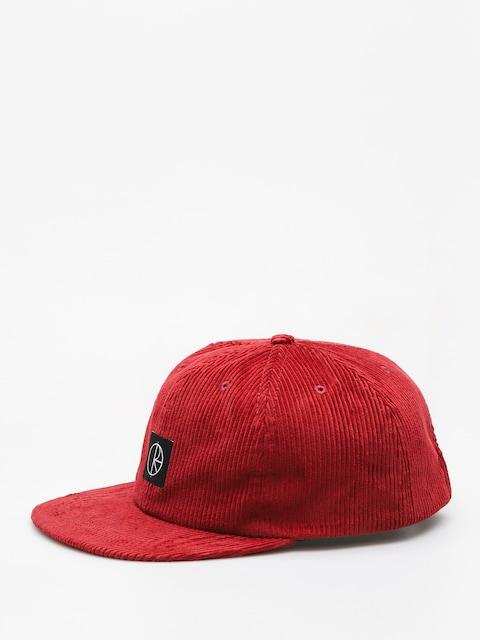 Polar Skate Cap Corduroy (red)