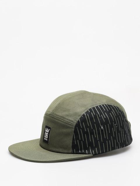 Supra Cap Og Crown ZD (olive/black/white)