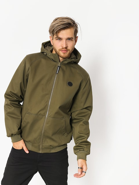 DC Jacket Ellis Padded (burnt olive)