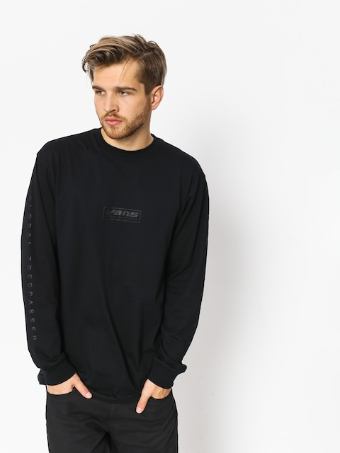 Vans Longsleeve Global Trespassers (black)