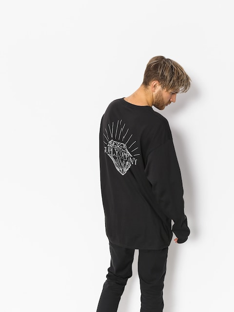 Diamond Supply Co. Longsleeve Split (black)