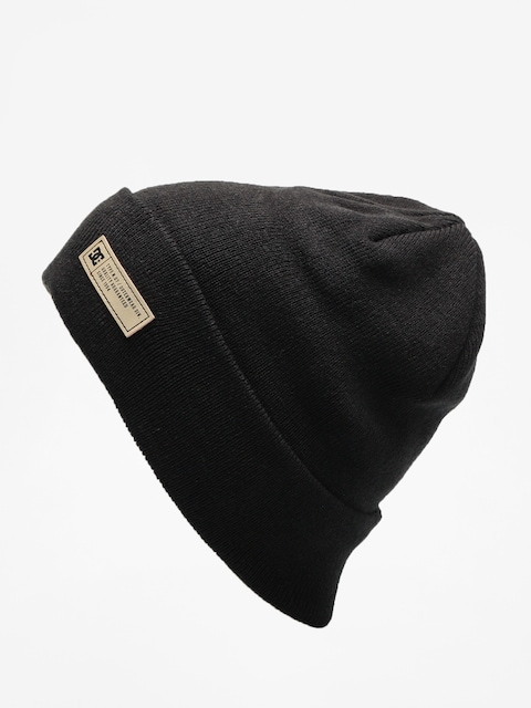 DC Beanie Label 2 ZD (black)