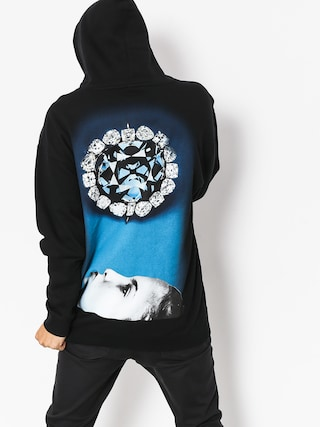Diamond Supply Co. Hoodie Face Down HD (black)