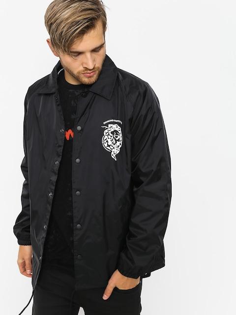 Diamond Supply Co. Jacke Venom Coaches (black)