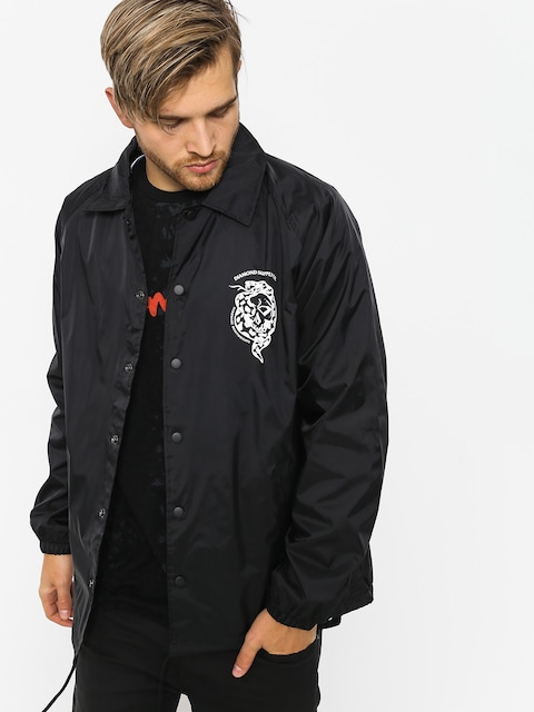 Diamond Supply Co. Jacket Venom Coaches (black)