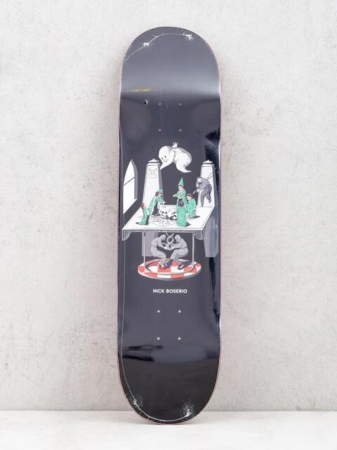 Polar Skate Deck Nick Boserio Rituals 2 (black)