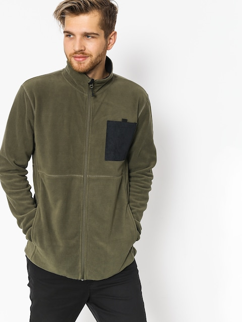 Quiksilver Fleece  Butter (grape leaf)