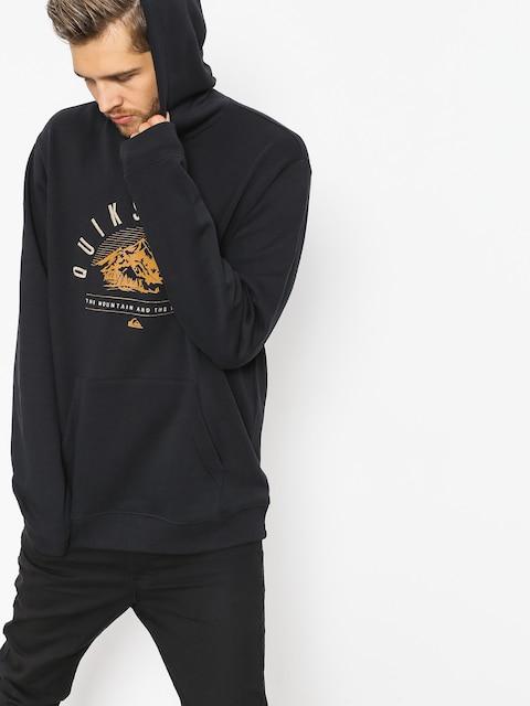 Quiksilver Active sweatshirt Big Logo Snow (black)