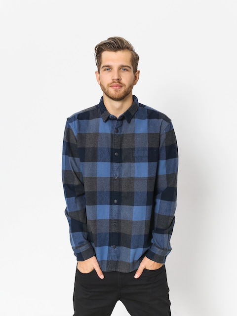Quiksilver Shirt Stretch Flannel (navy)