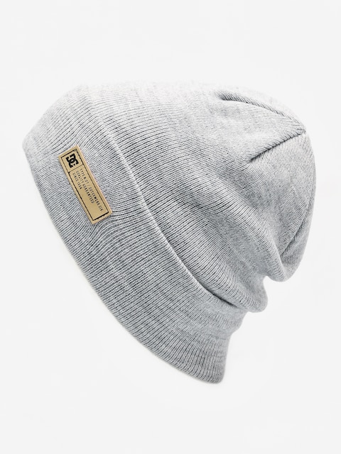 DC Mütze Label 2 ZD (neutral gray heather)