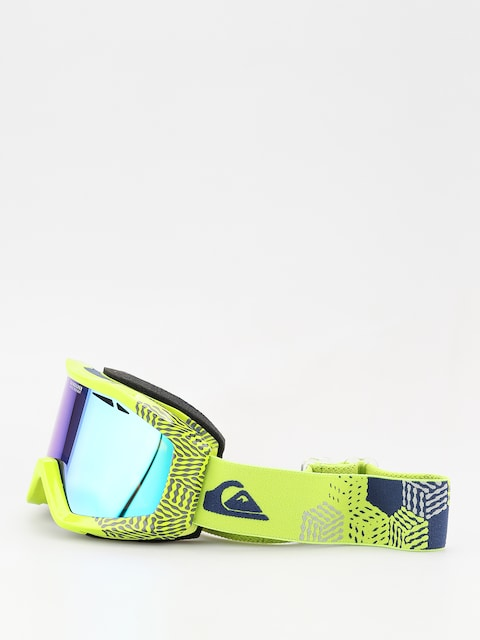Quiksilver Goggle Fenom ML (lime green)