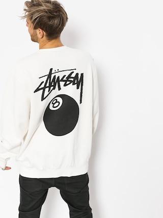 Stussy Sweatshirt 8 Ball Pig  Dyed (natural)