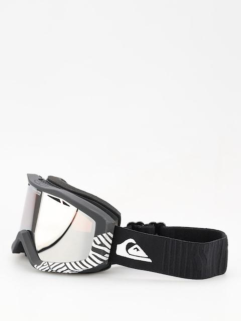 Quiksilver Goggle Fenom Mirror (black)