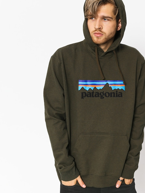 Patagonia Hoody Logo Uprisal HD (sediment)