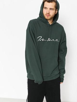 Polar Skate Hoodie Signature HD (dark green)