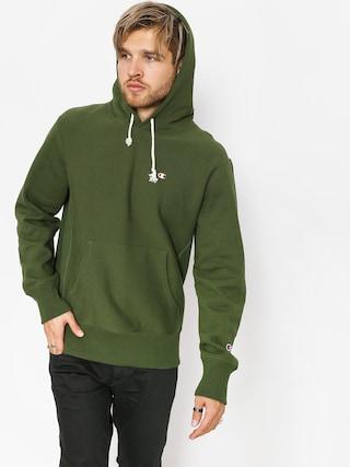 Champion Hoodie Reverse Weave Hooded Sweatshirt HD (baf)