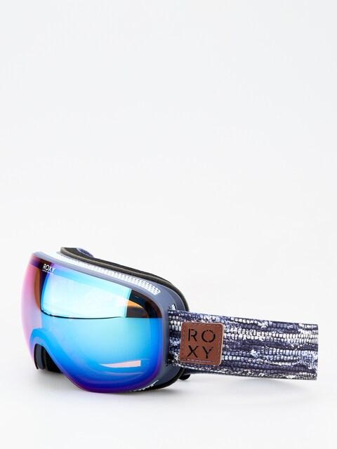 Roxy Popscreen Goggles Wmn (denim stripes)