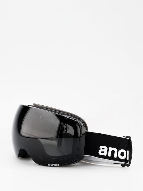 Anon Goggle M2 Polarized (black/polar smoke)
