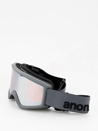 Anon Goggles Helix 2 Sonar W Spare (stealth/sonar silver)