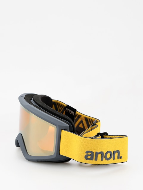 Anon Goggle Helix 2 Sonar W Spare (mustard/sonar bronze)