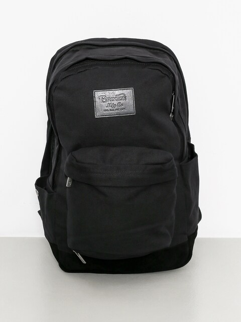 Brixton Backpack Basin Classic Intl (black canvas)