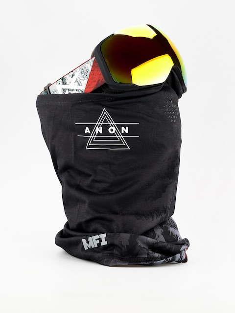 Anon Goggle M2 Mfi W Spare (red planet/sonar red)