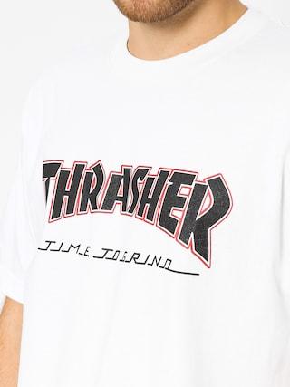 Independent x Thrasher T-Shirt Ttg (white)
