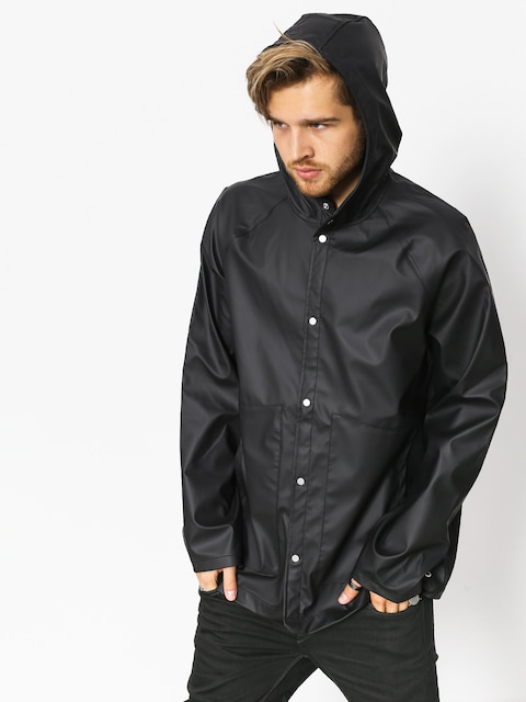 Herschel Supply Co. Jacket Rainwear Classic (black)