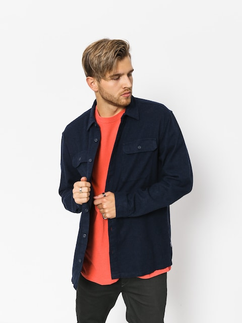 Patagonia Shirt Fjord Flannel (navy blue)