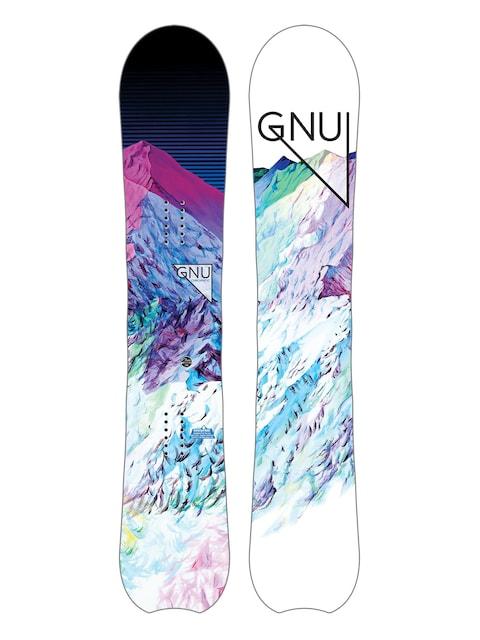 Gnu Snowboard Chromatic Btx Wmn (multi)