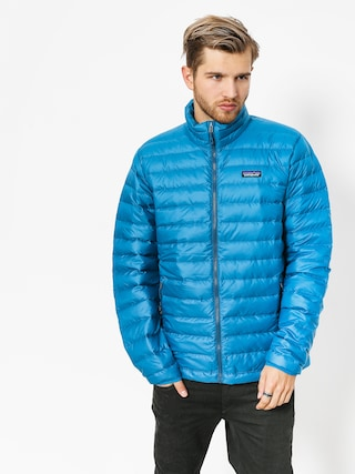 Patagonia Jacket Down Sweater (balkan blue)