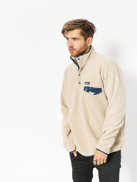 Patagonia Fleece Synchilla Snap-T (el cap khaki)