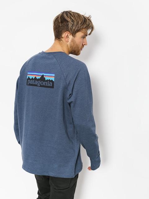 Patagonia Sweatshirt Logo Lw (dolomite blue)