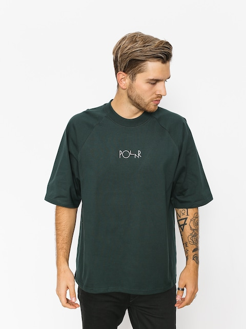 Polar Skate T-shirt Default (dark green)