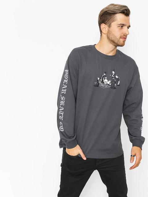 Polar Skate Longsleeve Rituals (graphite)