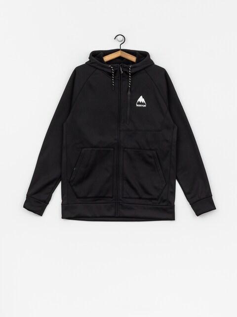 Burton Funktionssweatshirt Crown Bndd ZHD (true black)
