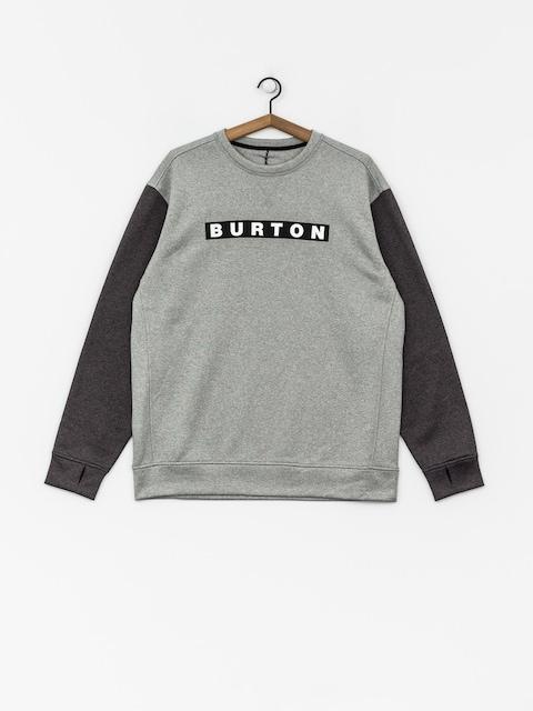 Burton Sweatshirt Oak Crew (htrmnt/htrtbl)