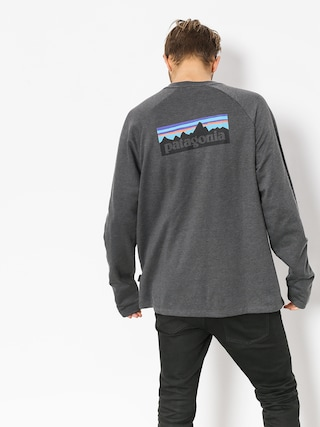 Patagonia Sweatshirt Logo Lw (forge grey)