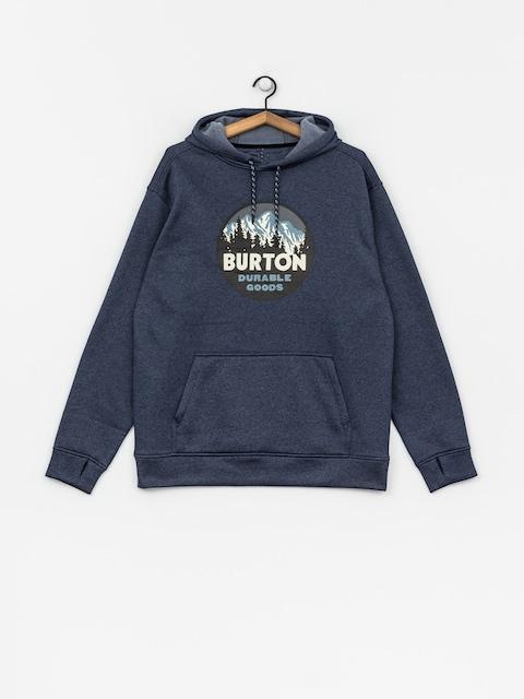 Burton Hoody Oak HD (mood indigo heather)
