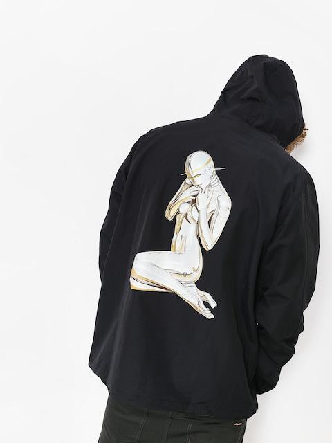 HUF Jacket Huf X Sorayama Ankorak (black)